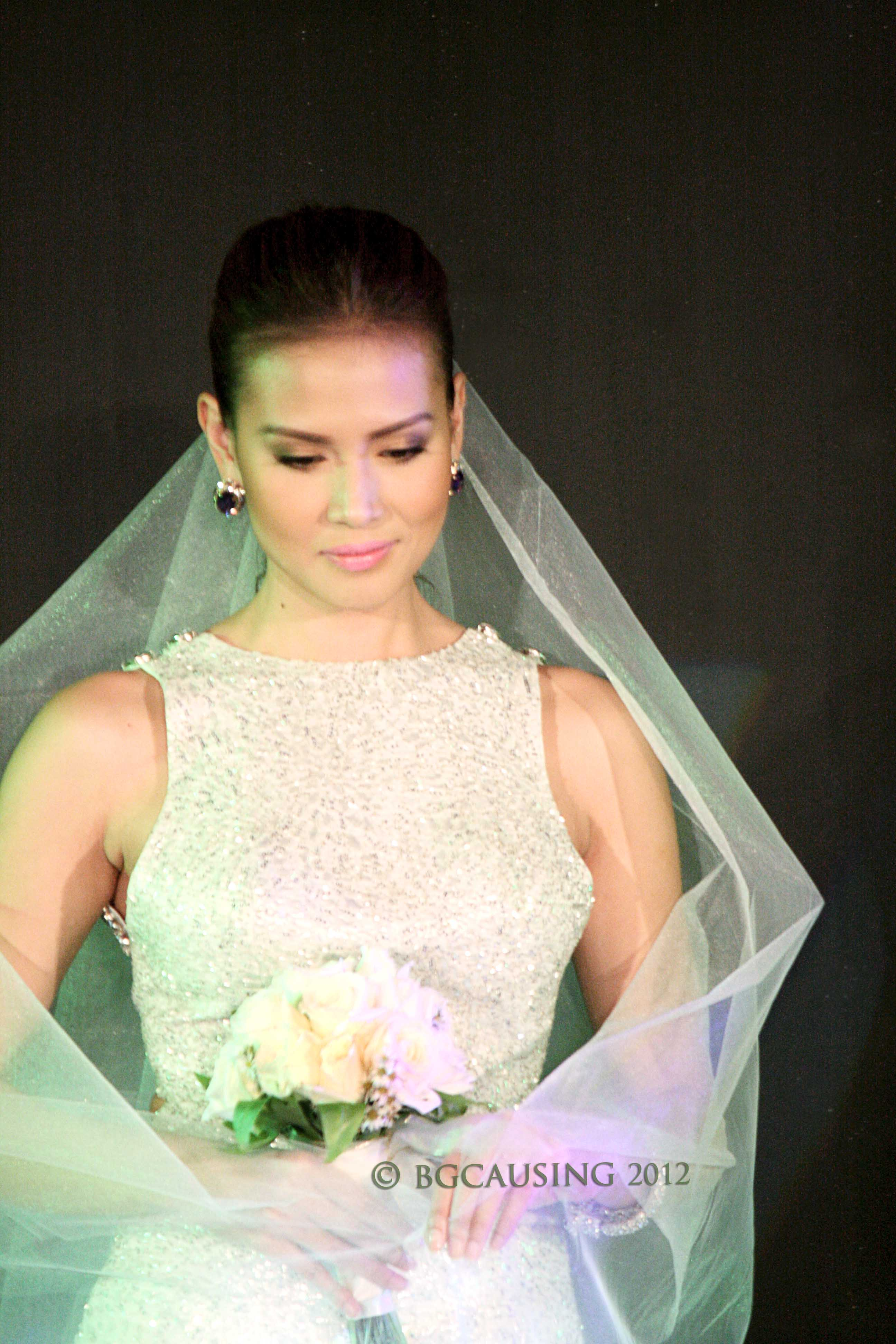 manalo for the bride